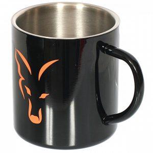 Къмпинг чаша от стомана