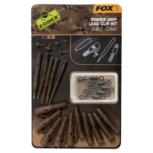 FOX Edges Surefit Lead Clip kit